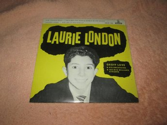 LAURIE LONDON HE`S GOT THE WHOLE WORLD IN HIS HAND EP