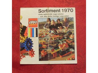 LEGOSORTIMENT 1970