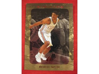 MAURICE TAYLOR -  RC - SP AUTHENTIC 1997-98 - LOS ANGELES CLIPPERS - BASKET