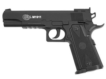 Colt M1911 CO2 6mm Fixed Slide