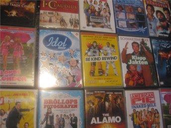 DVD film barn filmer - DVDPAKET 15st Hangover Batman Idol mm NR2 - Uddevalla - DVD film barn filmer - DVDPAKET 15st Hangover Batman Idol mm NR2 - Uddevalla