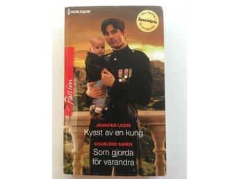 HARLEQUIN PASSION - 2 i 1 - Kysst av en kung - Som gjorda för varandra - - Kristianstad - HARLEQUIN PASSION - 2 i 1 - Kysst av en kung - Som gjorda för varandra - - Kristianstad