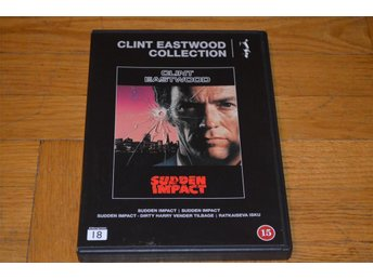 Sudden Impact ( Clint Eastwood Collection 19 ) 1983 - DVD - Töre - Sudden Impact ( Clint Eastwood Collection 19 ) 1983 - DVD - Töre