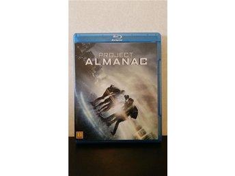 Project Almanac Blu ray - Vårby - Project Almanac Blu ray - Vårby