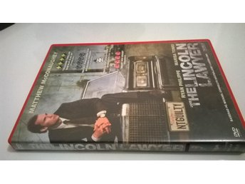 The Lincoln Lawyer Matthew McConaughey Marisa Tomei DVD