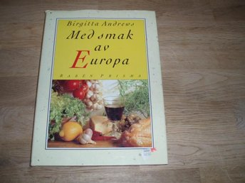 Birgitta Andrews - Med smak av Europa - Norsjö - Birgitta Andrews - Med smak av Europa - Norsjö