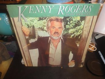 Kenny Rogers NOS Import