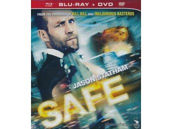 Safe / Jason Statham - SVENSK BRD - UTGÅTT - Gävle - Safe / Jason Statham - SVENSK BRD - UTGÅTT - Gävle
