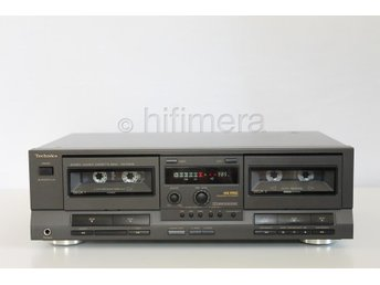 TECHNICS RS-TR262 STEREO DOUBLE CASSETTE DECK