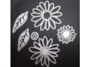 die dies blommor med blad 6 delar - Skogås - die dies blommor med blad 6 delar - Skogås