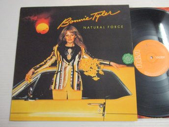 "Bonnie Tyler ""Natural Force"""