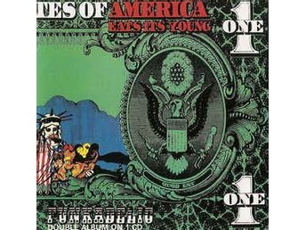 Funkadelic-America Eats Its Young+2 (1972/2005) CD, Westbound, Rem, New, P-Funk