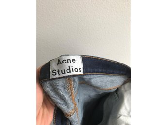 Acne jeans modell MAX STR RAW 30/34