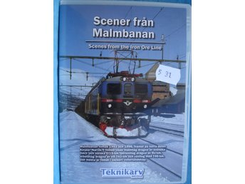 DVD SCENER FRÅN MALMBANAN - Karlstad - DVD SCENER FRÅN MALMBANAN - Karlstad