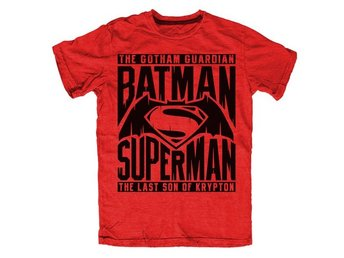 BATMAN V SUPERMAN THE GOTHAM GUARDIAN T-Shirt - Medium