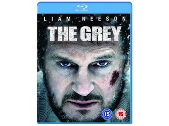 The Grey (Liam Neeson) - Bluray Blu-Ray