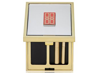 Elizabeth Arden Beautiful Color Brow Shaper & Eye Liner Ebony -05