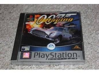 007 racing till playstation 1 (ps1)