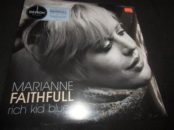 Marianne Faithful - Rich kid blues (1984) - RSD LP-2017 - Ny