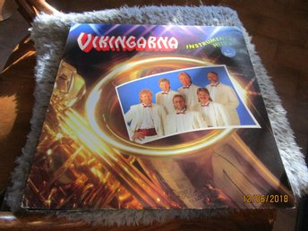 VIKINGARNA - INSTRUMENTAL HITS 1 - LP