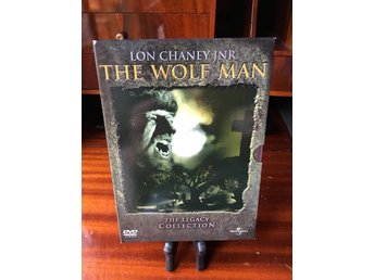 The Wolf man -The legacy collection/3-disc/Lou Chaney jnr