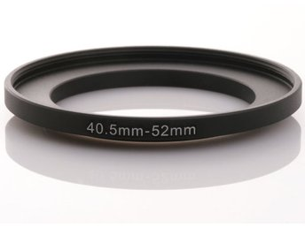 Kiwifotos Step Up Ring 40.5-52mm