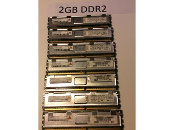 Server minnie 7st DDR2 2gb tottal 14gb