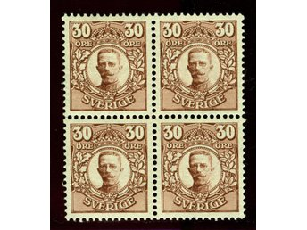 88 **, XF block of 4