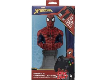 Cable Guy Marvel Spider-Man Phone & Controller Holder