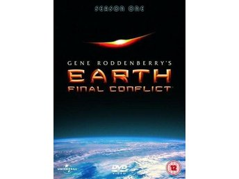 Gene Roddenberry's Earth Final Conflict Säsong 1 på DVD