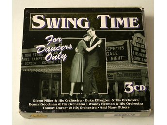 Swing Time - For Dancers Only 3 CD