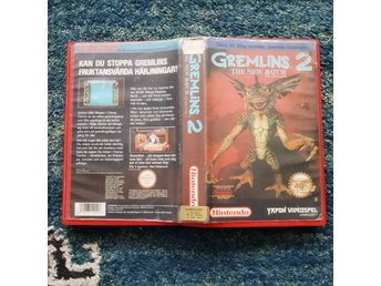Gremlins 2 The New Batch - Hyrbox - Nintendo Yapon NES