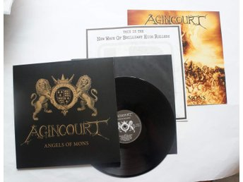 ** Agincourt – Angels Of Mons **