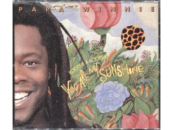 Papa Winnie - Rootsie & Boopsie - You Are My Sunshine - 1993 - CD Maxi