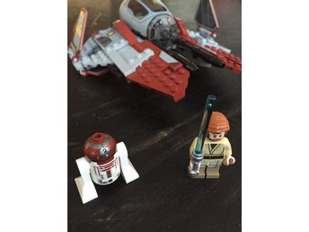 Lego Star Wars -Obi-wan's jedi interceptor