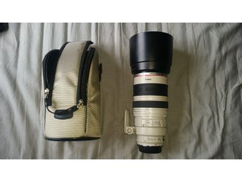 Canon EF 100-400mm 4.5-5.6 IS
