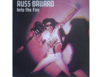 Russ Ballard & Barnet Dogs  titel*  Into The Fire