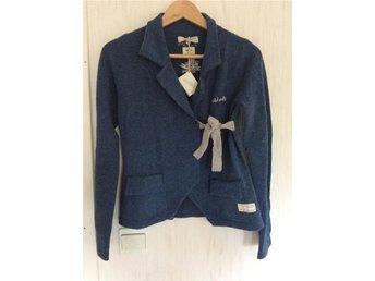 Lovely knit solid jacquard stl 1 ny! Blå. - Upplands Väsby - Lovely knit solid jacquard stl 1 ny! Blå. - Upplands Väsby