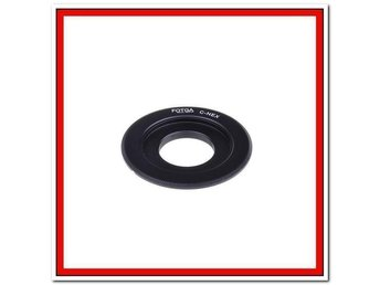 C Movie Mount Lens to NEX Adapter Ring
