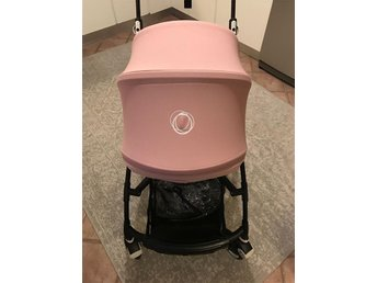 Bugaboo bee3 sufflett soft pink