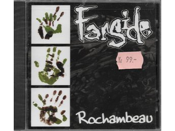 Farside - Rochambeau - 1992 - CD - NEW - Hardcore / EMO