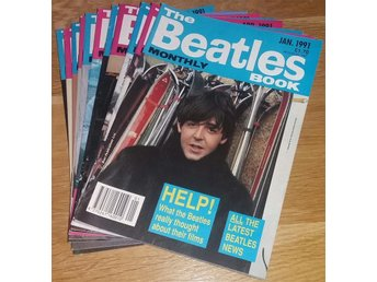 The BEATLES Monthly Book, komplett 1991