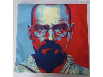 Breaking Bad Walter White Kudde / Cushion Cover