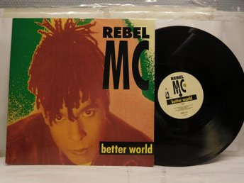 REBEL MC - BETTER WORLD - MAXI
