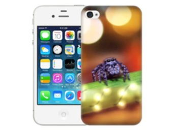 iPhone 4/4s Skal Friendly Spider