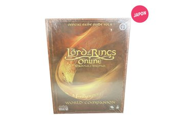 Lord of the Rings Online: Shadows of Angmar - World Companion: Prima Official Ga