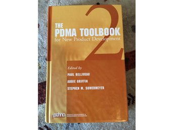 The PDMA Toolbook for New Product Development (MBA kurs literatur)