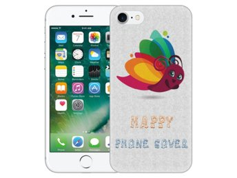 iPhone 7 Skal Happy Phone Cover