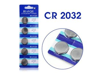 CR2032 batteri 5-Pack