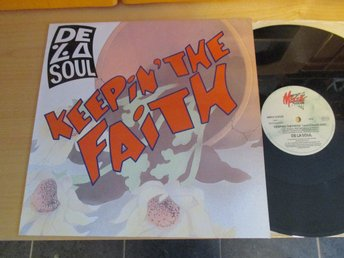 "De La Soul ""Keeping The Faith"""